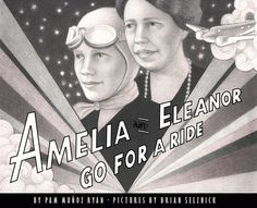 A fictionalized account of the night Amelia Earhart flew Eleanor Roosevelt over Washington, D.C. in an airplane.
