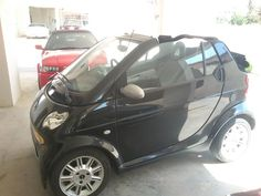 2002 Smart For one 0.6L 3,700 EUR #Cyprus #Pafos #CarsCyprus
