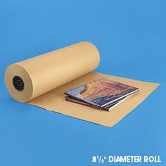 """50 lb. Kraft Paper Roll - 24"""" x 720'"""