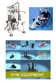 Wheelchair Accessible Fitness