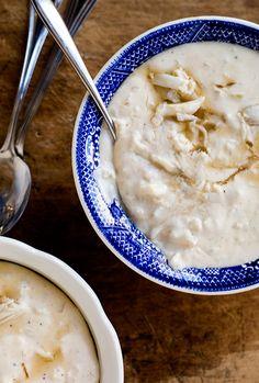 Cream of Crab Soup | SAVEUR