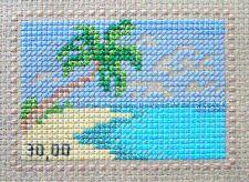 Island Postcard, from DMC Club.