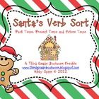 Looking for a fun way to review verb tenses during the holiday season?  This verb sort works well as a whole group, small group or literacy center ...