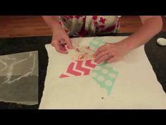 ▶ 3 Easy Nursery Decor DIY Ideas Using Fabric Mod Podge - YouTube Cathie Filian and Steve Piacenza for Plaid! #thursDIY #crafthappy
