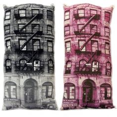 Cool pillows by Build Your Block!