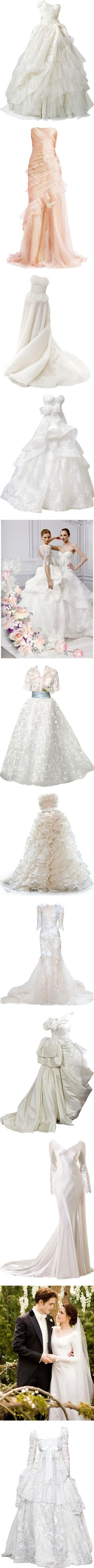 """""""Wedding dresses"""" by satinee ❤ liked on Polyvore"""