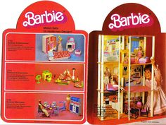 I Loved My Barbie Townhouse!