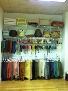 Studio Organization