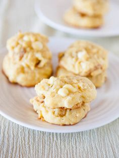 17 Recipes for National White Chocolate Day You Should Try (especially Best Banana Cream Pie Pudding Cookies and Orange Creamsicle White Chocolate Chip Cookies)