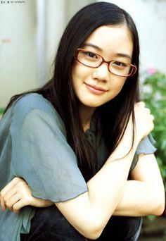 screen, beauti women, yu aoi, japanes girl, glass girl, aoi yuu蒼井優, girl メガネっ娘, celebr, actresses