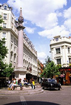 Seven Dials, City of Westminster, London