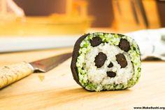 Panda Sushi Roll