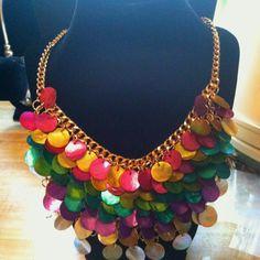 Calypso Necklace by Traci Lynn Fashion Jewelry  www.tracilynnjewelry.net/pamelagibbs