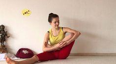 Developing Lotus Flexibility - Preparing Yoga Padmasana Sitting Position