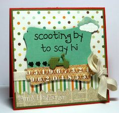 Favorite Finds Card by Tammy Hershberger