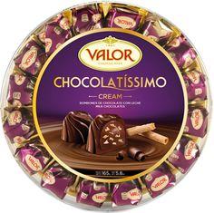 Prueba nuestra rueda de Bombones Cream de Chocolate con Leche. Lo mejor de la edición Chocolatissimo.