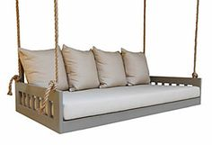 Bedswing, Mushroom porch swings, beds, seasons, dream, patio, cup of coffee, diy projects, front porches, mushrooms