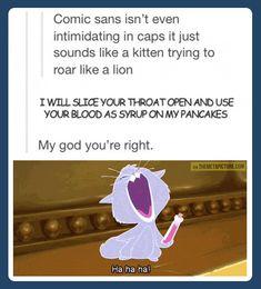 So funny.