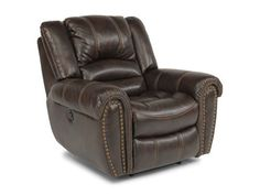 Flexsteel Living Room Power Recliner 1713-50P - Woodley's Furniture - Colorado Springs, Fort Collins, Longmont, Lakewood, Centennial, Northglenn