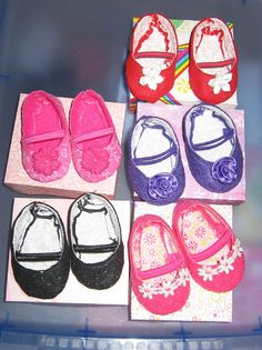 Shoes for Bitty Baby doll