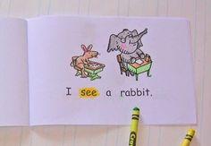 cute books to teach sight words