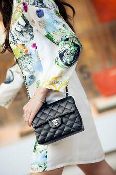 Mini Chanel flap Chanel Classic Flap Handbags http://x.vu/chanelbags