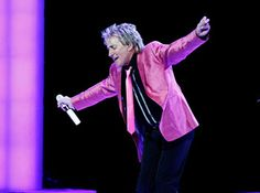 Rod Stewart Extends Residency at Caesars Palace - Celebrity Corner - BestofVegas.com
