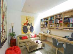 Luxury Beach House Design Modern Study Room Decorating In Sydney