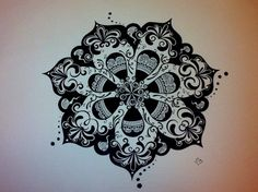 Large Scale Custom Ink Drawing Black & White Commissioned Artwork GREAT TATTOO Designs