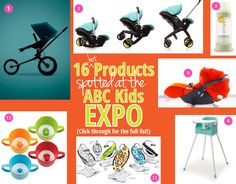 See what's going to be on parents' wishlists next year: new strollers, car seats, baby carriers & more