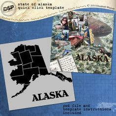 State of Alaska Quick Click Template