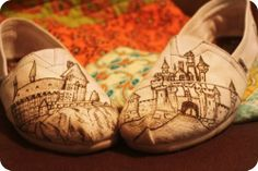 HOGWARTS. TOMS. LOVE!! Harry Potter