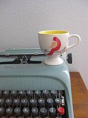 xoxo: my favorite coffee mug