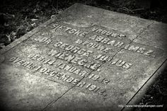 Tombstone Tuesday - Grave of Sietske Abrahamsz, Old Public Cemetery, Zeist #genealogy #familyhistory