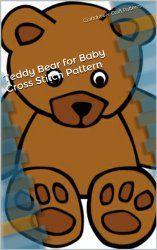 Cross stitch bear pattern on Amazon