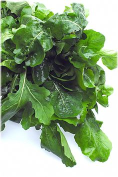 One of the benefits of Arugula is that it balances blood sugar.