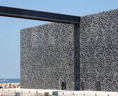 marseill concret, mucem, edmund sumner, concret filigre, architectur, marseille, museum, rudi ricciotti, arquitectura contemporánea