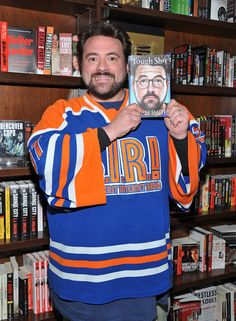 Kevin Smith and his new book!