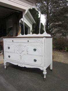 refurbished furniture blog