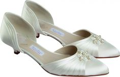 Flat Wedding Shoes D