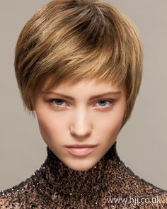 short crop bob haircut | Photo of 2012 caramel short fringe womens hairstyle hairstyle