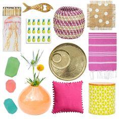 pink summer, gift ideas, nifti gift, summer days