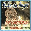"""""""How to Make an Angel for Christmas: 7 Angel Crafts"""" eBook 