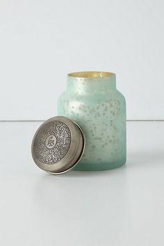 Anthropologie - Capri Blue Candle-In-A-Jar