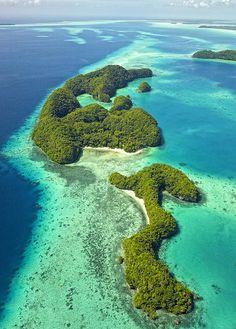 Rock Islands, Palau ★