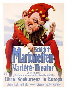 Marionette Theater poster
