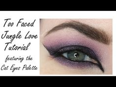 Too Faced Jungle Love Tutorial