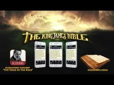 Alexander Scourby reading the King James Version of the Bible