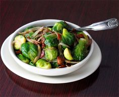 Morton's Steakhouse - Sauteed Brussel Sprouts