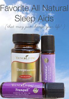 Favorite All Natural Sleep Aids | www.decorchick.com